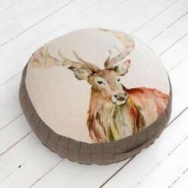 Accessorise for a rustic, hunting lodge feel