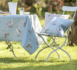 FARMYARD FABRICS FOR COUNTRY STYLE