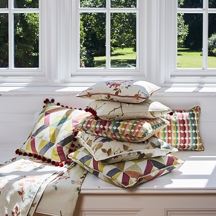 Is cotton fabric suitable for making curtains?