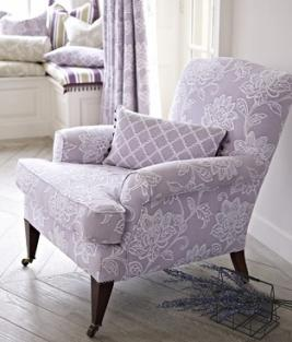 Use woven fabric for upholstery