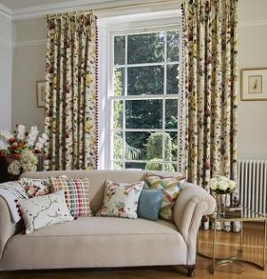 Choose your curtain heading to suit your style