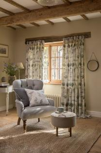 Contemporary animal prints for modern country style