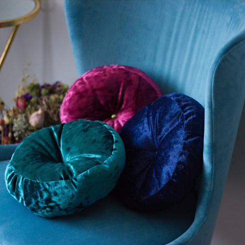 What is the difference between, velour, velvet and chenille?