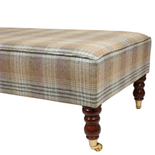 Traditional Footstool Patterns