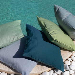 What's the best fabric for outdoor cushions?