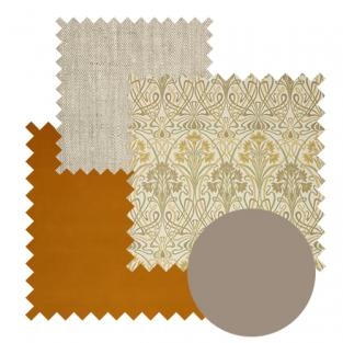 1. Bring warmth with ochre