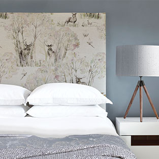 What are the benefits of a bespoke headboard?