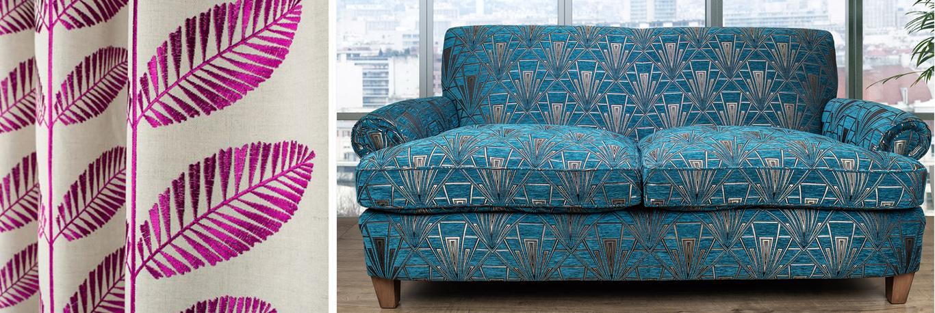 Fibre Naturelle Fabric Just Fabrics