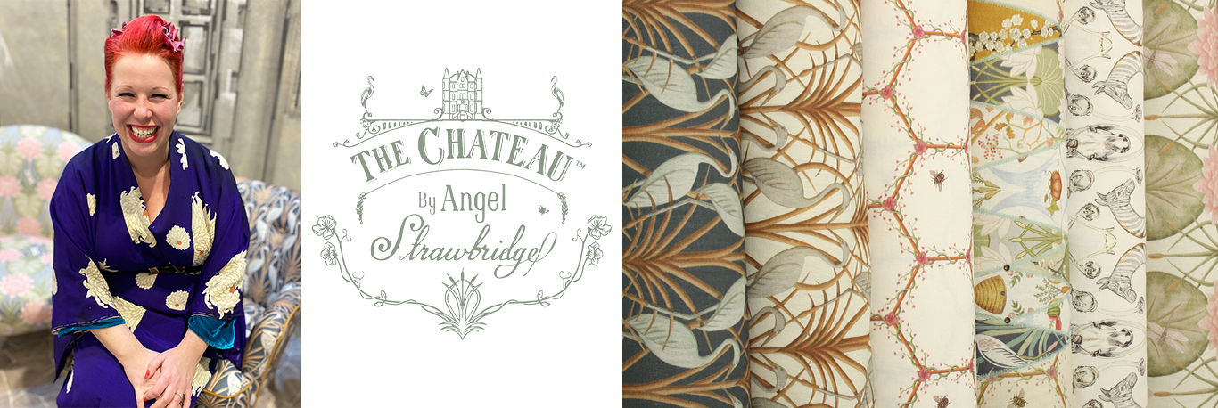 The Chateau by Angel Strawbridge Collection