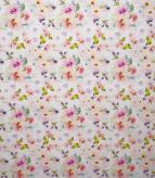 Meadow Fabric / White
