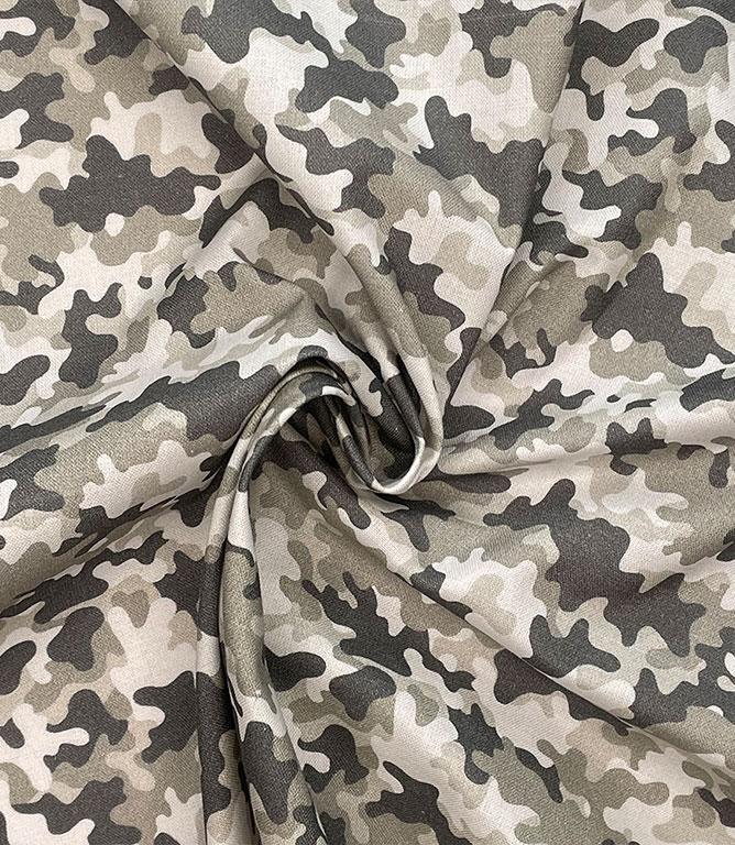 Camo Fabric / Grey