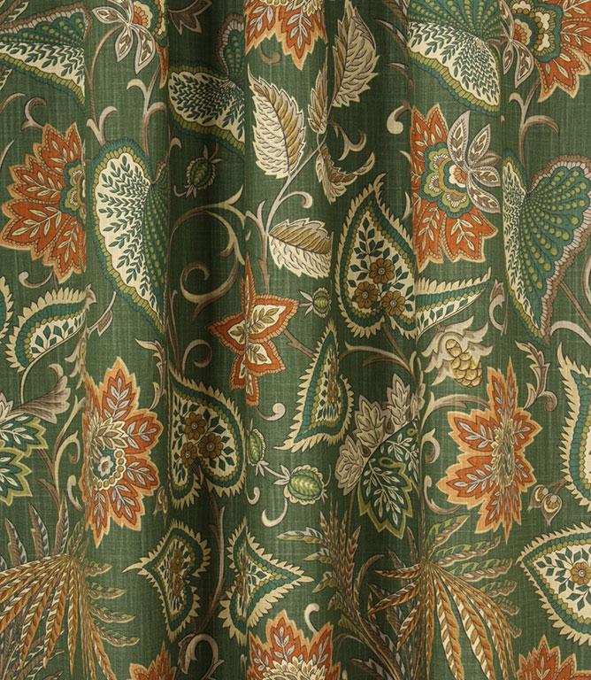 iLiv Silk Road Fabric / Spruce