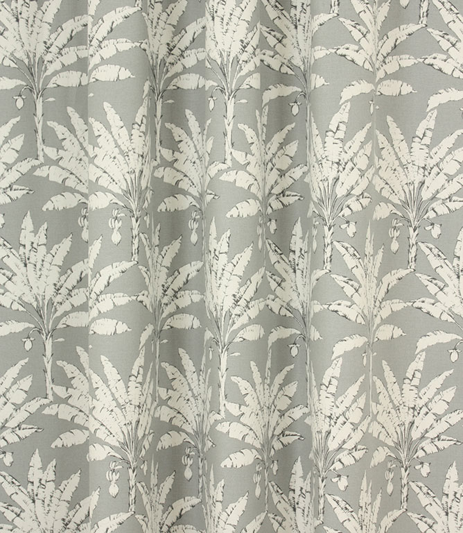 iLiv Palm House Fabric / Pewter