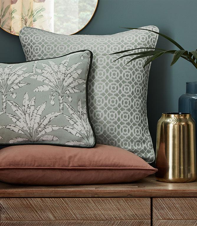 iLiv Palm House Fabric / Mist