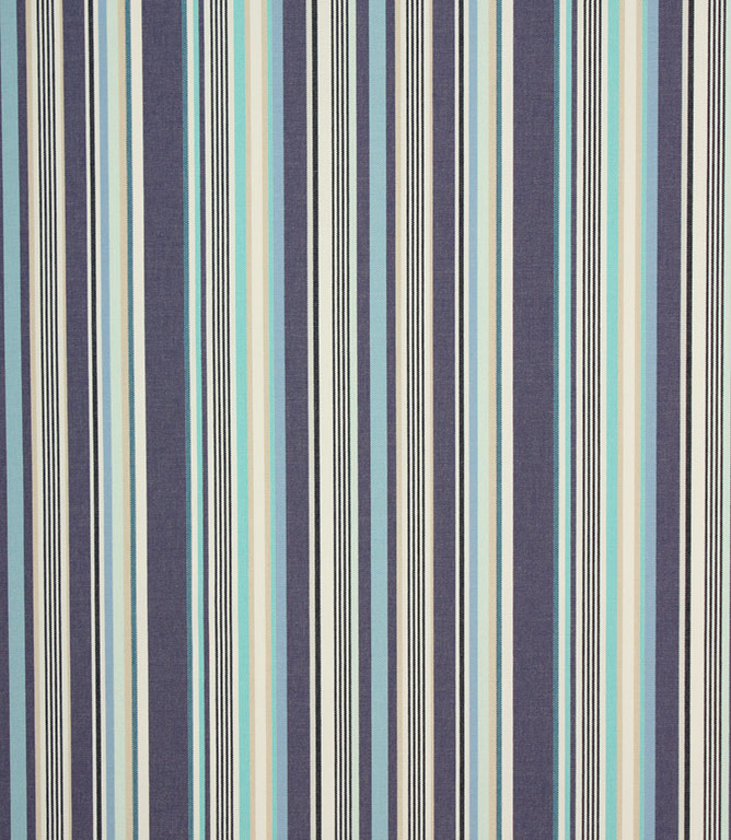 Mijas Outdoor Fabric / Azul