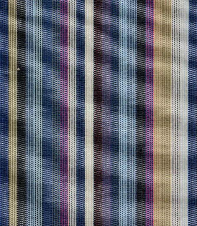 Cadiz Outdoor Fabric / Blue