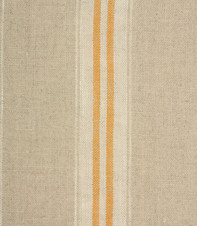 Cotswold Stripe Fabric / Saffron