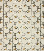 Naughty Gulls Outdoor / Grey Fabric