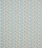Cornish Sardines / Indigo Fabric