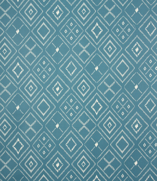 Baltimore Matt PVC Fabric / Ocean