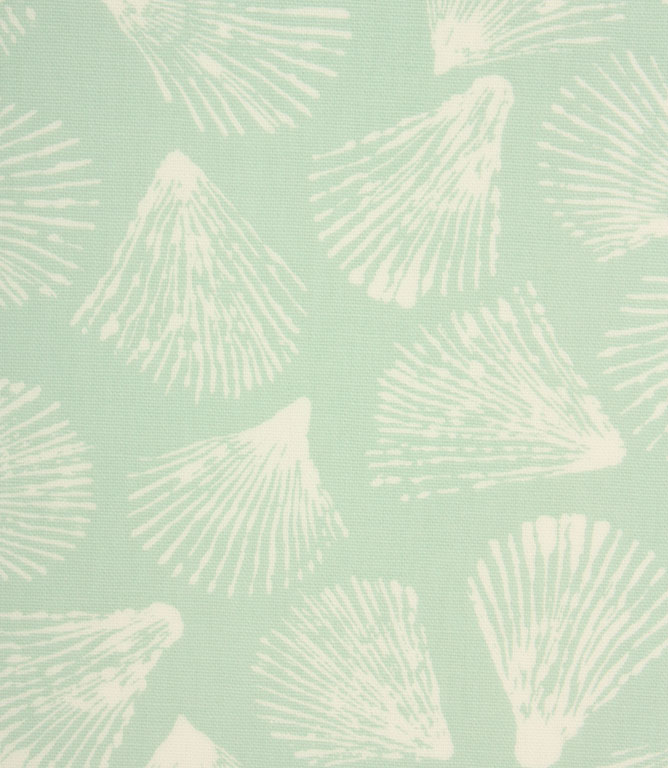 Seashore Matt PVC Fabric / Seafoam