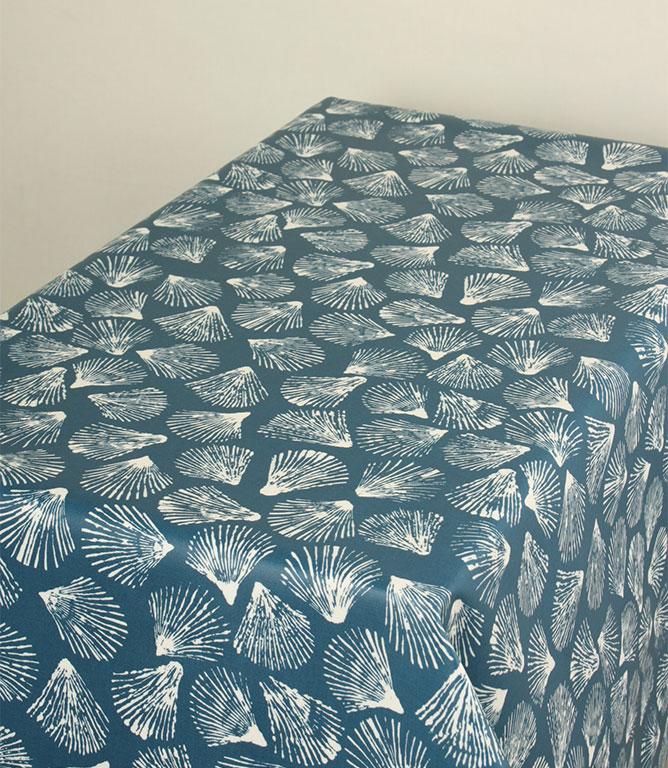 Seashore Matt PVC Fabric / Ocean
