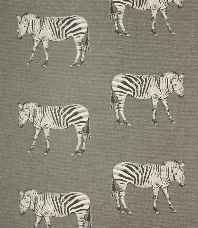 Kruger Reserve Matt PVC Fabric / Charcoal