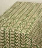 Woodcote Matt PVC Fabric / Forest