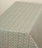 Woodcote Matt PVC Fabric / Glacier