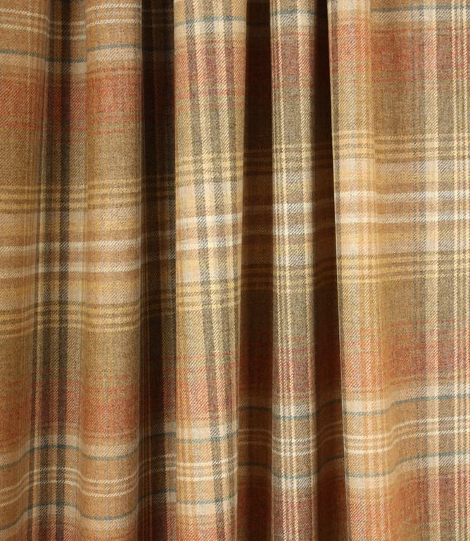 Balmoral Fabric / Fired Earth