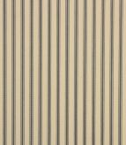 Stella Ticking Fabric / Ardoise