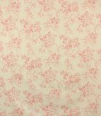 Delphine Fabric / Rose