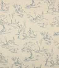 Made to Measure Helena Fabric / Wedgewood