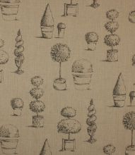Made to Measure Topiary Fabric / Linen
