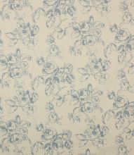 Made to Measure Delphine Fabric / Wedgewood