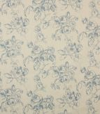 Delphine Fabric / Wedgewood