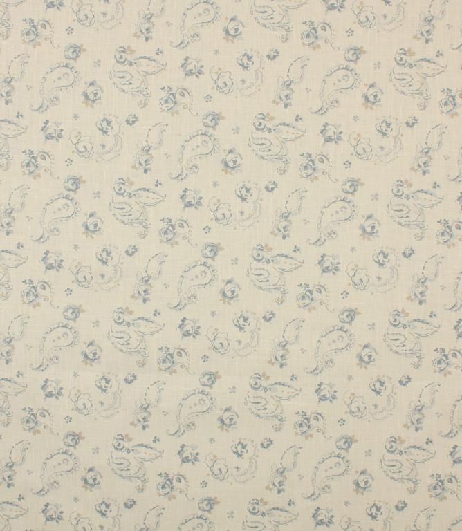 Evelina Fabric / Wedgewood