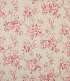 Delphine Fabric / Raspberry