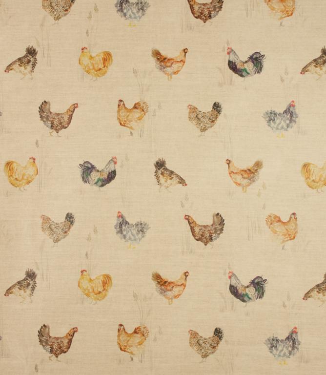 Voyage Decoration Pvc Chook Chook Fabric Linen Just