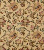 Ibiza Tapestry Fabric / Cranberry