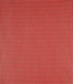 PVC Vichi Fabric / Red