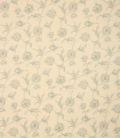 Fulbrook Linen / Duck Egg Fabric Remnant