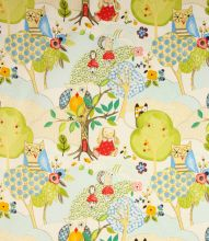 Made to Measure Woodland Friends Fabric / Summer