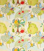 Woodland Friends / Summer Fabric