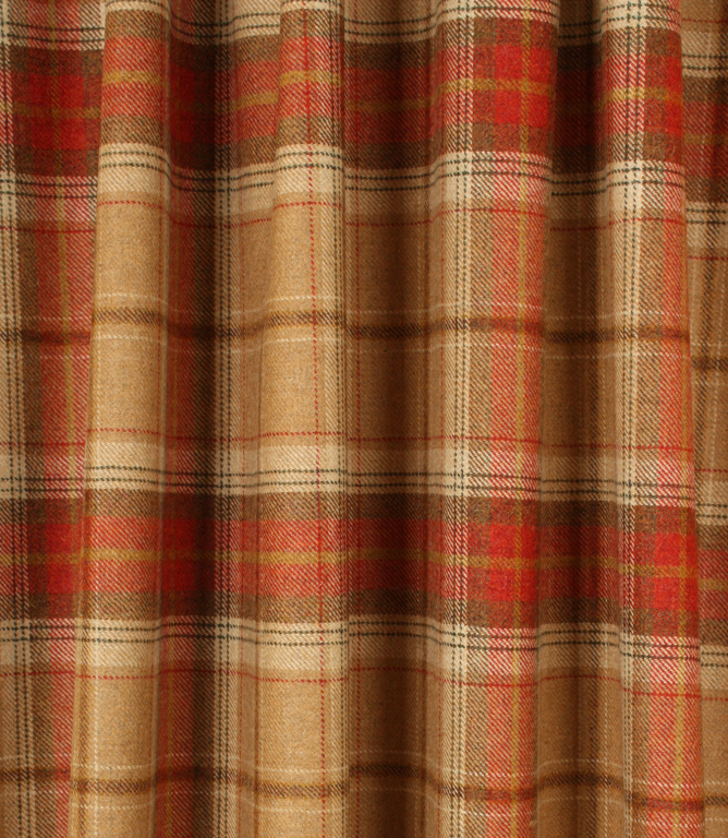 Balmoral Fabric / Clementine