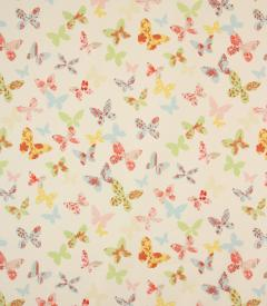 Butterfly Fabric / Chintz