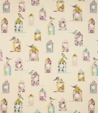 Made to Measure Aviary Fabric / Lavender