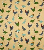 Cock a Leekie Fabric / Jewel