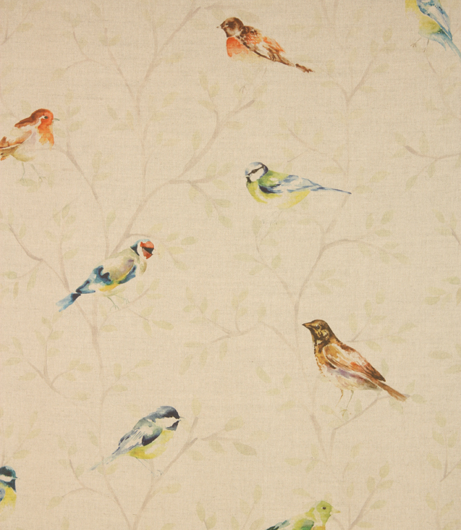 Bird Fabric For Curtains Fabric With Birds Submitted