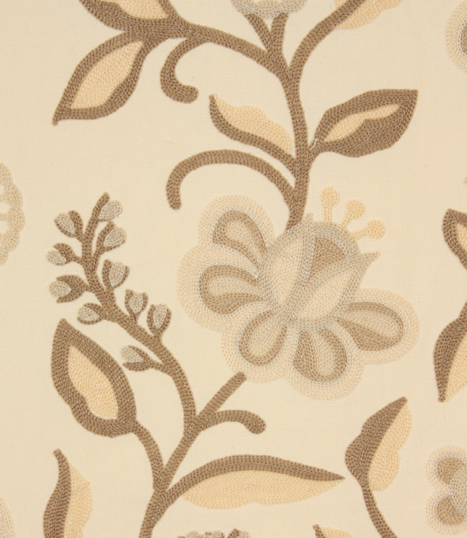 Voyage Decoration Elsa Fabric / Cream